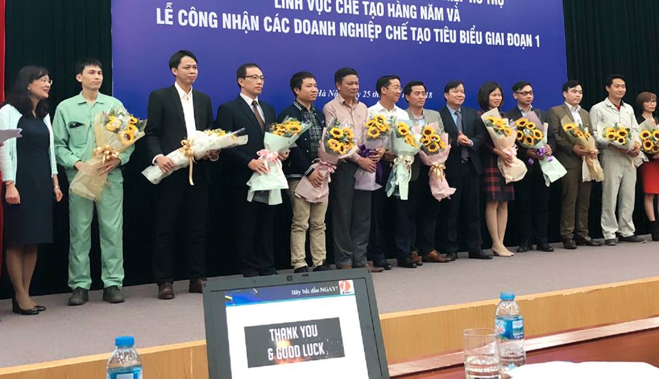 Seiki - Top One of 15 Typical Businesses in Vietnam 2018